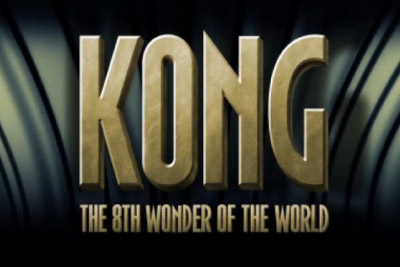 Mobile Kong Slot Logo