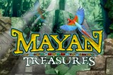 Mayan Treasures Mobile Slot Logo