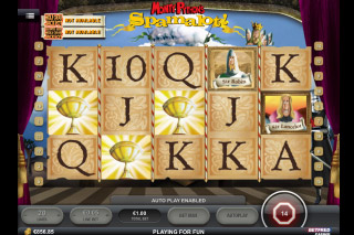 Monty Pythons Spamalot Slot Holy Grail