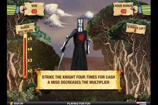 Monty Pythons Spamalot Slot Knights of Ni