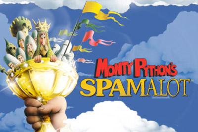 Monty Pythons Spamalot Slot Logo