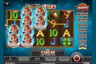Streak of Luck Big Win