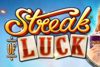 Streak of Luck Mobile Slot Logo