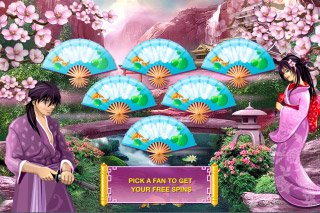 Geisha Story Mobile Slot Free Spins