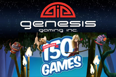 New Mobile Video Slots Launched by Genesis Gaming Inc.