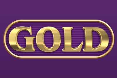 Gold Slot Logo