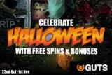 Celebrate Halloween in Style with Mobile Free Spins Bonuses at Guts