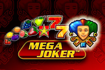 Mega Joker Mobile Slot Logo