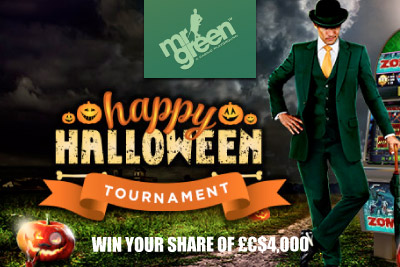 Play at Mr Green Casino Online & Win Your Share of 4,000