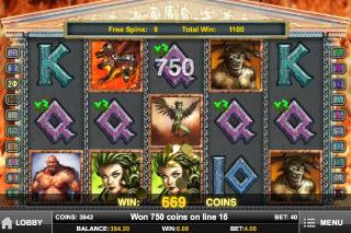 Myth Slot Free Spins