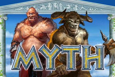 Myth Slot Logo