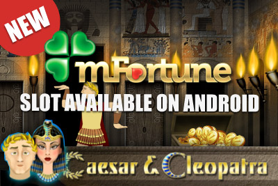 New mFortune Slot Game Available on Android