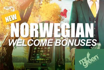 Grab one of the top Norwegian Casinos welcome bonus