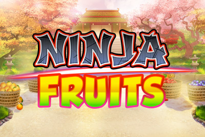 Ninja Fruits Slot Logo