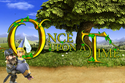 Once Upon a Time Mobile Slot Logo