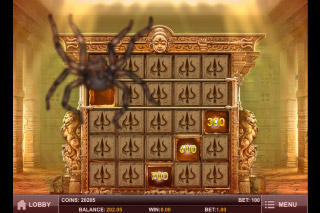 Pearls of India Mobile Slot Bonus Game 3