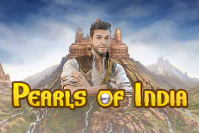 Pearls of India Mobile Slot Logo