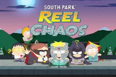 South Park Reel Chaos Slot Logo