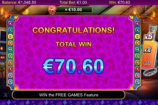 Wild West Slot Big Win