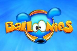 Balloonies Slot Logo
