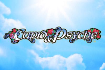 Cupid&Pysche Mobile Slot Logo
