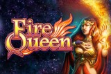 Fire Queen Mobile Slot Logo