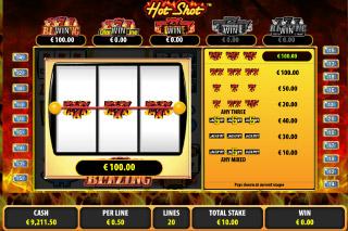 Hot shot progressive slots newport grand slots rewards