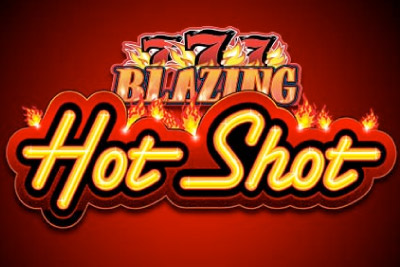 Hot Shot Slot Logo