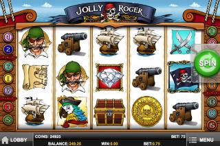 Jolly Roger Slot Screenshot