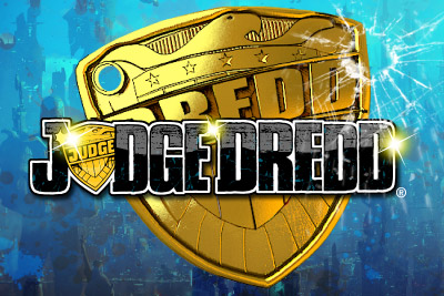 Judge Dredd Slot Logo