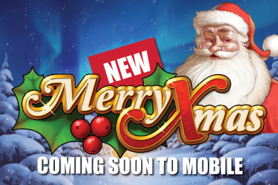 New Merry Xmas Slot Coming Soon to Mobile