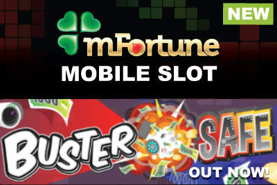 Play the New mFortune Slot Now