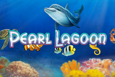 Pearl Lagoon Slot Logo