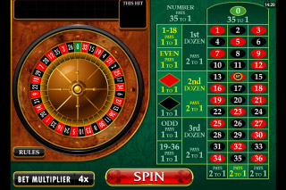 Riviera Riches Slot Roulette Game