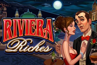 Riviera Riches Slot Logo