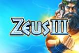 Zeus 3 Slot Logo