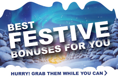 Best Casino Bonuses this Festive Season, Grab Them Quick