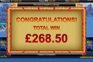 Choy Sun Doa Mobile Slot Win