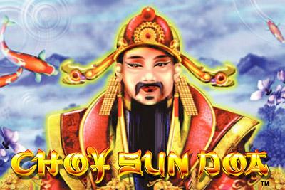 Choy Sun Doa Mobile Slot Logo