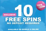 Get Your Exclusive 10 Free Spins No Deposit at VJ