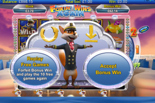 Foxin Wins Again Mobile Slot Replay