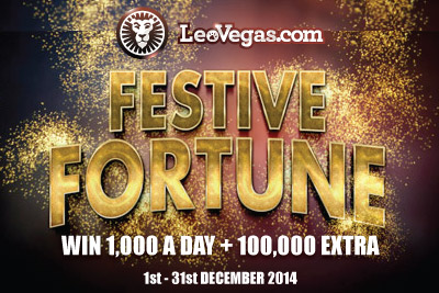 Get Your Chance to Win Thousands in Cash This Christmas