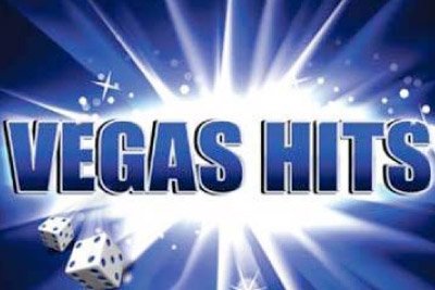 Vegas Hits Mobile Slot Logo