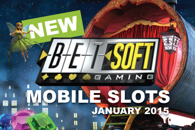 New Mobile Slots Out in January 2015 or Are They?