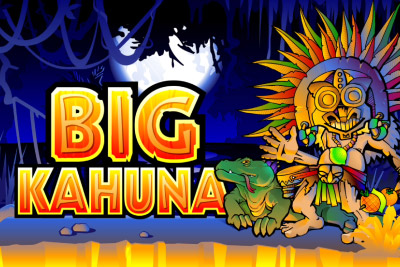 Big Kahuna Mobile Slot Logo