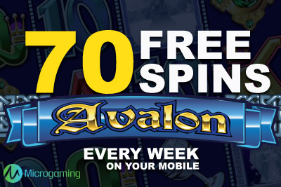 Get Your Microgaming Mobile Free Spins Bonus Every Week