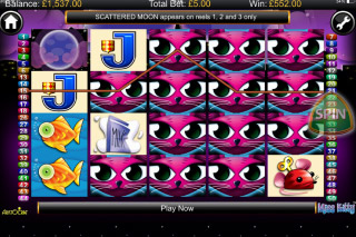 Miss Kitty Mobile Slot Wilds