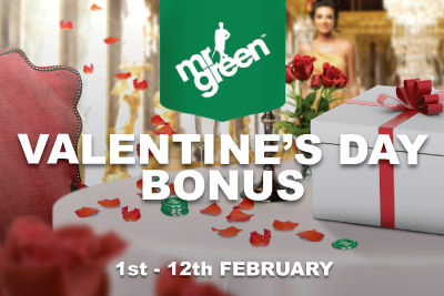 Get Your Valentine's Day Bonus this February 2015