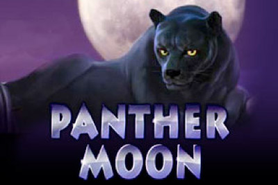 Panther Moon Mobile Slot Logo