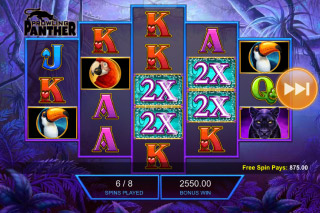 Prowling Panther Mobile Slot Free Spins